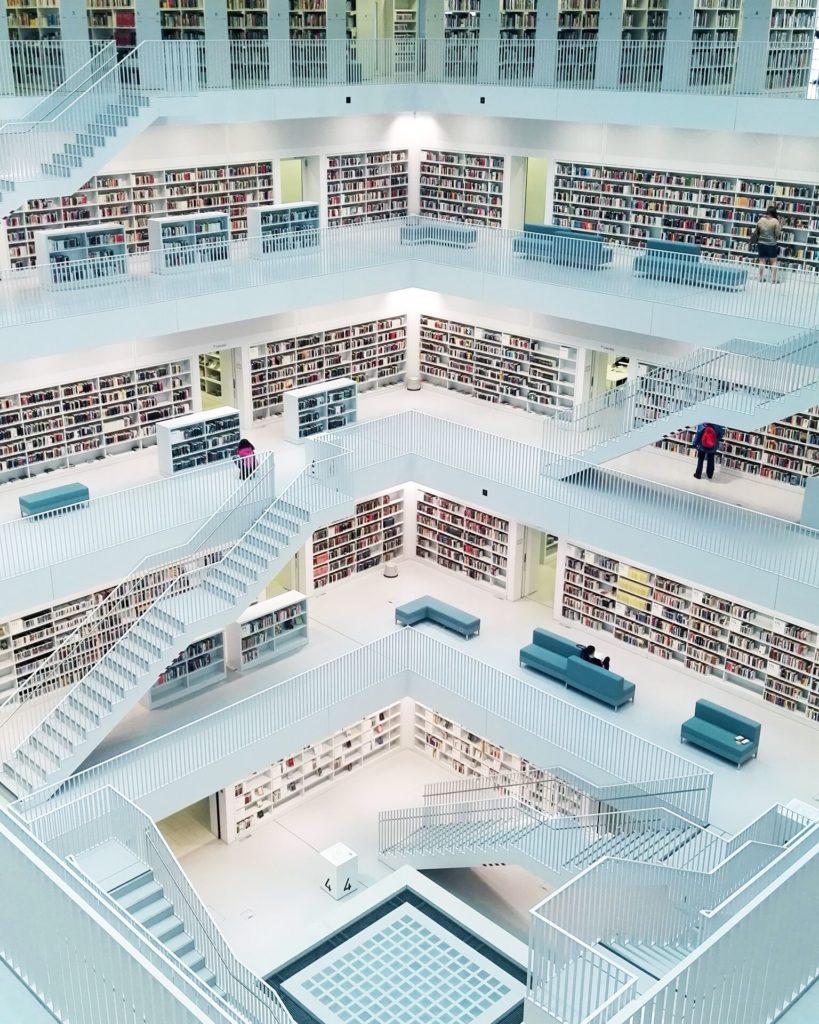 stutgartt library