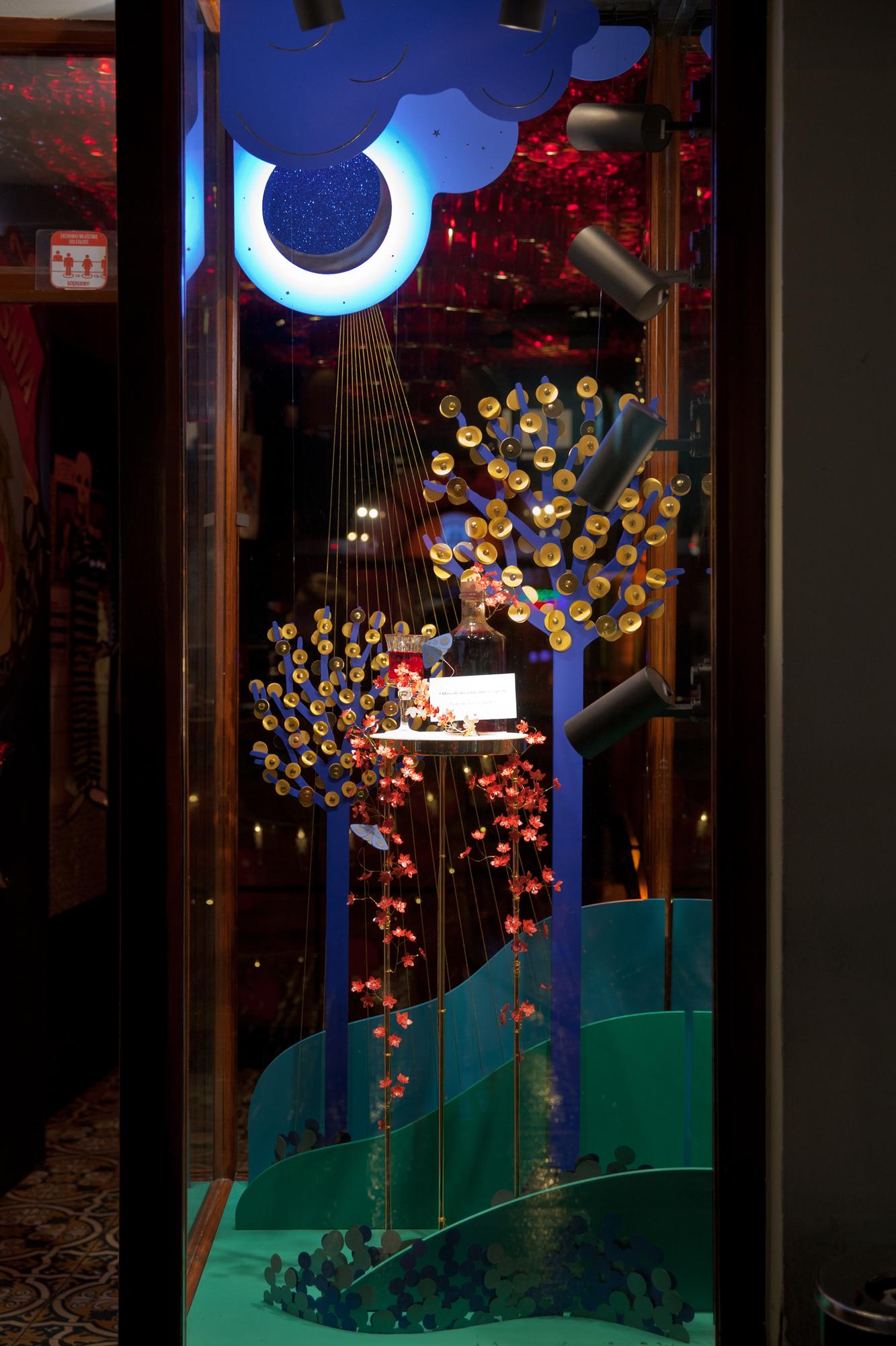 projektowanie witryn sklepowych wystawa sklep butik park kulturowy